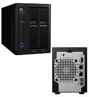 Сетевое хранилище WD My Cloud Pro WDBVND0160JBK-EEUE, 16Tb