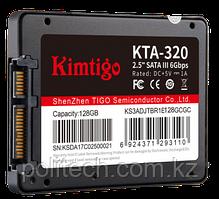 Твердотельный накопитель SSD 128 Gb, SATA 6 Gb/s, Kimtigo KTA-320-128G, 2'5, TLC