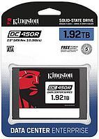 """Твердотельный накопитель SSD 1920 Gb SATA 6Gb/s Kingston DC450R SEDC450R/1920G  2.5"""" 3D TLC"""