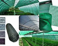 Фасадная строительная затеняющая сетка 35 гр/м2