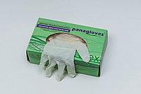 Перчатки диагностические латексные текстурированные неопудренные нестерильные Panagloves XL