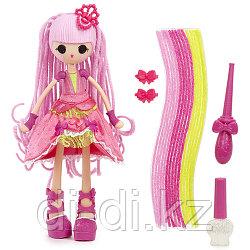 Кукла Lalaloopsy Girls Лалалупси Герлз Разноцветные пряди, Принцесса