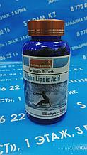 Капсулы - Alpha Lipoic Acid ( Альфа-липоевая кислота )