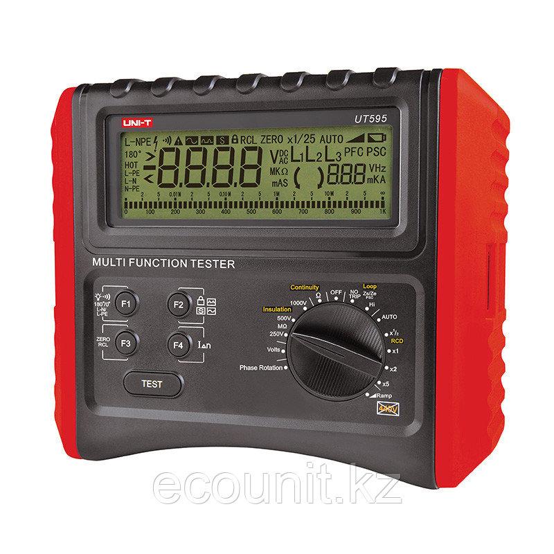 Приборы для проверки электробезопасности