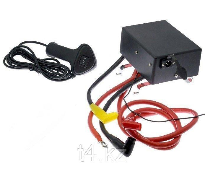 Блок управления лебедкой, комплект - T4