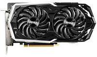 Видеокарта MSI GeForce GTX1660Ti, 6GB GDDR6 192-bit 1xHDMI 3xDP GTX 1660 Ti ARMOR 6G OC