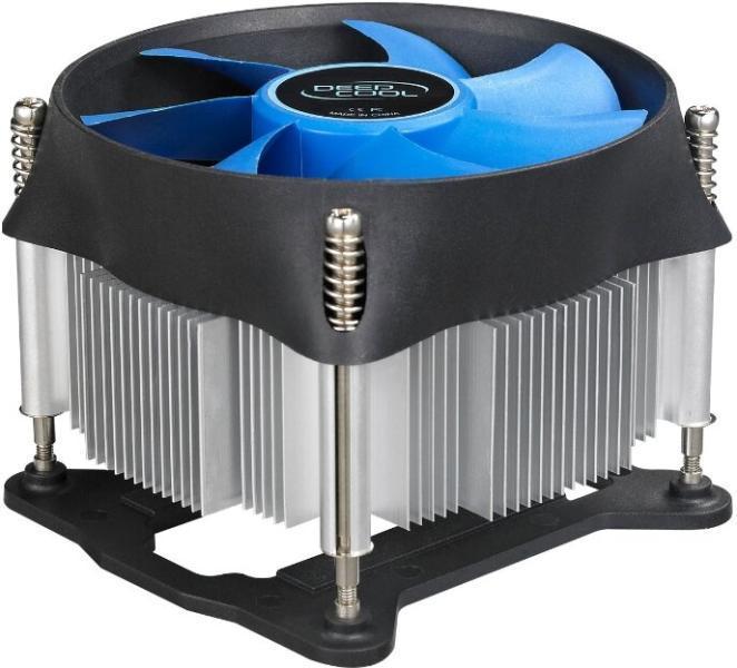 Кулер DEEPCOOL S-1156/1155/1150/1151 Theta 31 PWM, 10 sm, Al+Cu, 900-2400 rpm, 17.8-32.5dB,4-pin