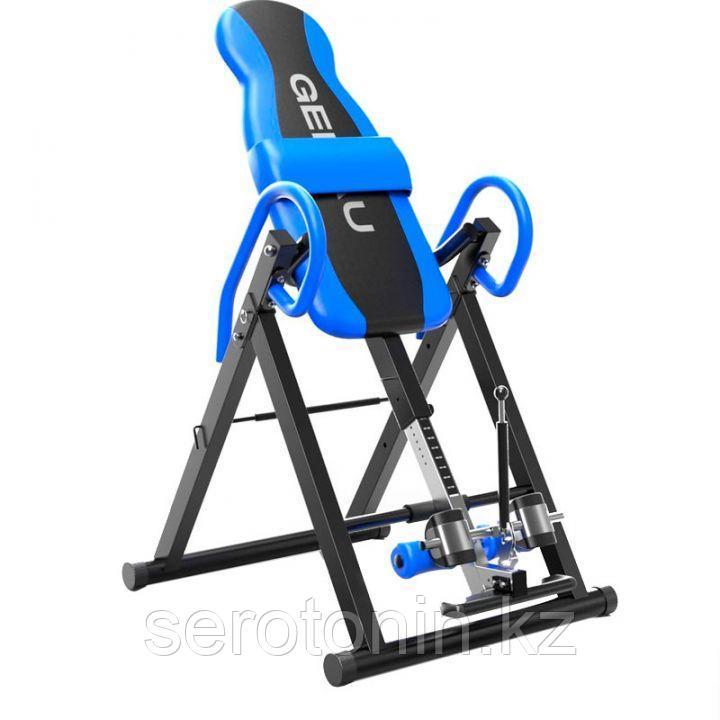 Инверсионный стол Genau FitSpine EA-350 Dark Blue