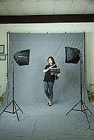 Софтбокс 40Х40 см студийный с патроном на 1 лампу