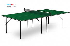 Теннисный стол Hobby Light зеленый