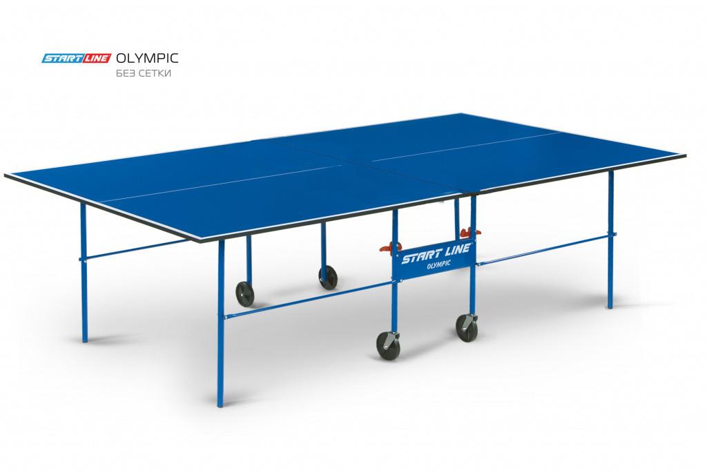 Теннисный стол Olympic синий