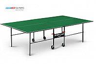 Теннисный стол Olympic зеленый, фото 1