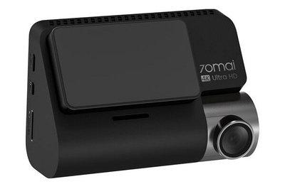 Видеорегистратор автомобильный Xiaomi 70mai Smart Dash Cam 4K A800S