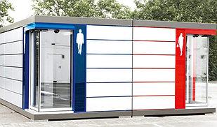 Туалетный модуль без посредников