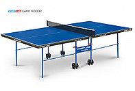Теннисный стол Game Indoor синий