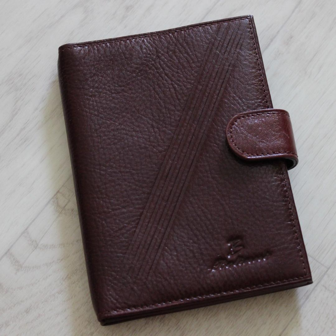 Обложка-органайзер для загран-паспорта Bolinni