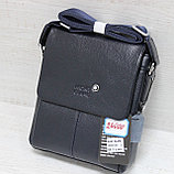 Мужская сумка/барсетка/планшетница через плечо MONTBLANC, фото 2