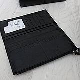 Мужское портмоне, валютница MONT BLANC, фото 5