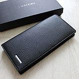 Мужская кожаная валютница, портмоне PRATERO™, фото 2