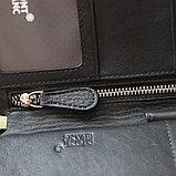 Мужская барсетка клатч из натуральной кожи МВ, фото 3