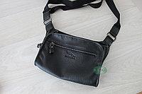 Мужская сумка планшет Ягуар из натуральной кожи
