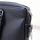 Мужской кожаный портфель, кейс, дипломат BRADFORD™, фото 7