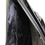 Мужской кожаный портфель, кейс, дипломат BRADFORD™, фото 8
