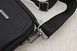 Мужская барсетка, сумка через плечо Bradford, фото 7