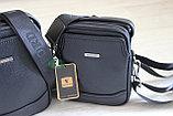 Мужская барсетка, сумка через плечо Bradford, фото 8
