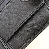Мужское портмоне Brioni из натуральной кожи, фото 2