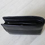Мужское портмоне Brioni из натуральной кожи, фото 3