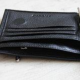 Мужское кожаное портмоне с зажимом для купюр Pratero™, фото 3