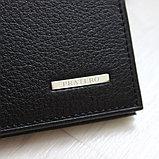 Мужское кожаное портмоне с зажимом для купюр Pratero™, фото 7