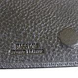Мужское портмоне, купюрник, Лонгер HASSION™, фото 5