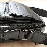 Мужская Барсетка сумка через плечо BRADFORD, фото 3