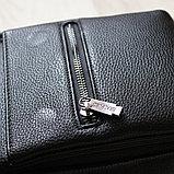 Мужская Барсетка сумка через плечо BRADFORD, фото 7