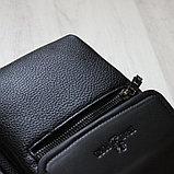 Мужская Барсетка сумка через плечо BRADFORD, фото 8