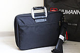 Мужской деловой портфель, сумка для ноутбука и документов, фото 3