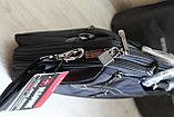 Мужской деловой портфель, сумка для ноутбука и документов, фото 4