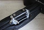 Мужской деловой портфель, сумка для ноутбука и документов, фото 6