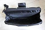 Мужской деловой портфель, сумка для ноутбука и документов, фото 7