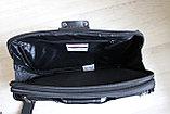 Мужской деловой портфель, сумка для ноутбука и документов, фото 8