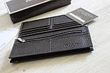 Мужское портмоне, купюрница, Лонгер Prensiti, фото 2