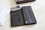 Мужское портмоне, купюрница, Лонгер Prensiti, фото 3