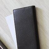 Мужское портмоне, купюрница, Лонгер Prensiti, фото 4