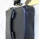 Мужская сумка, барсетка кожа Bolinni, фото 3
