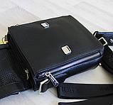 Мужская сумка, барсетка кожа Bolinni, фото 4