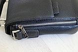 Мужская сумка, барсетка кожа Bolinni, фото 5