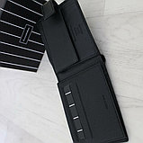 Мужское портмоне из натуральной кожи, фото 3