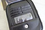 Мужская барсетка 2в1 BOLINNI кожа, фото 6